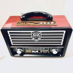 Cmik - Radio bluetooth portátil AM FM