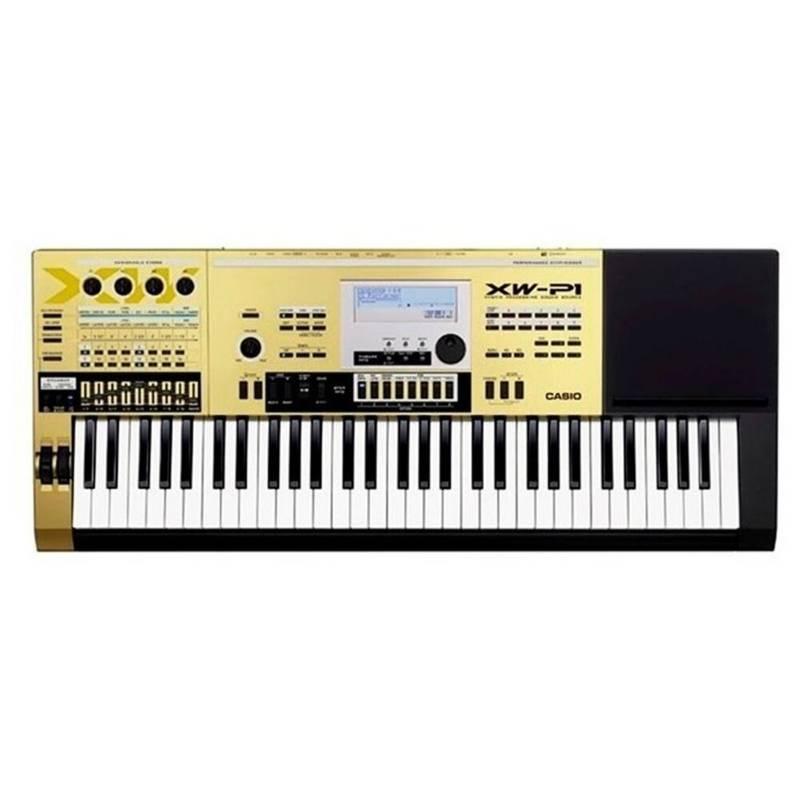 Casio - Teclado sintetizador XW-P1GD