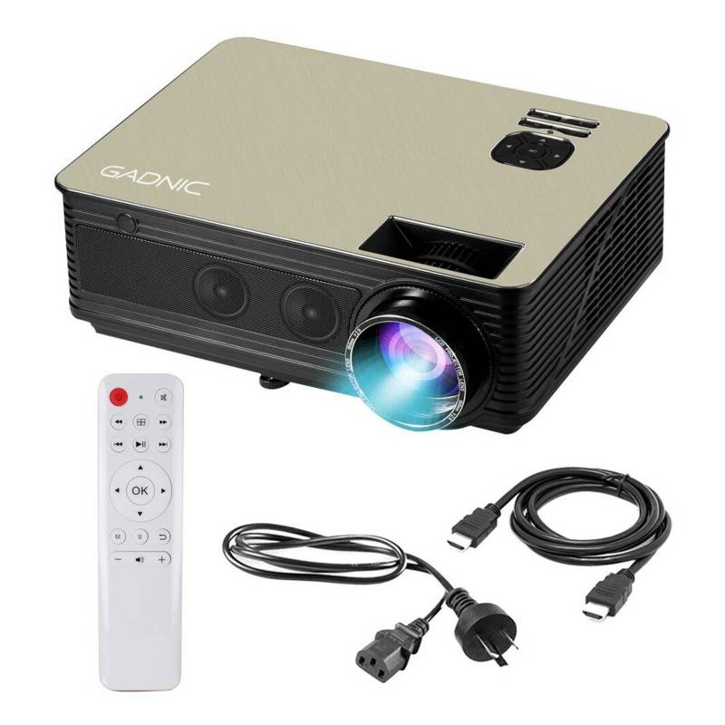 Gadnic - Mini proyector Led Android Pro