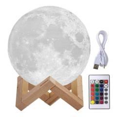 Gadnic - Velador Luna 3d
