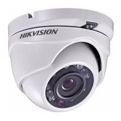 Hikvision - Cámara de seguridad domo interna 720P