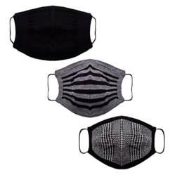 Generica - Pack por 3 tapabocas tejidos Gales