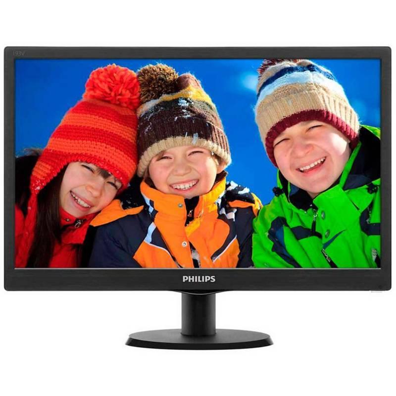"""Philips - Monitor 19"""" VGA HDMI"""