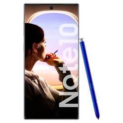 Samsung - Celular libre Note 10 Silver 256GB 8GB RAM