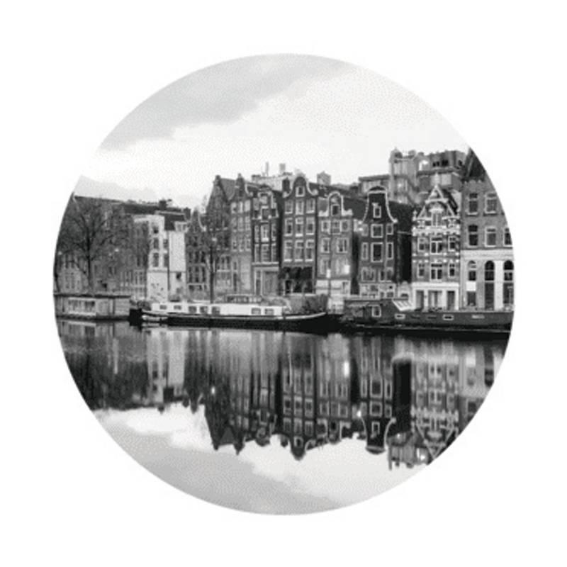 Vinilo troquelado Amsterdam 60x65 cm