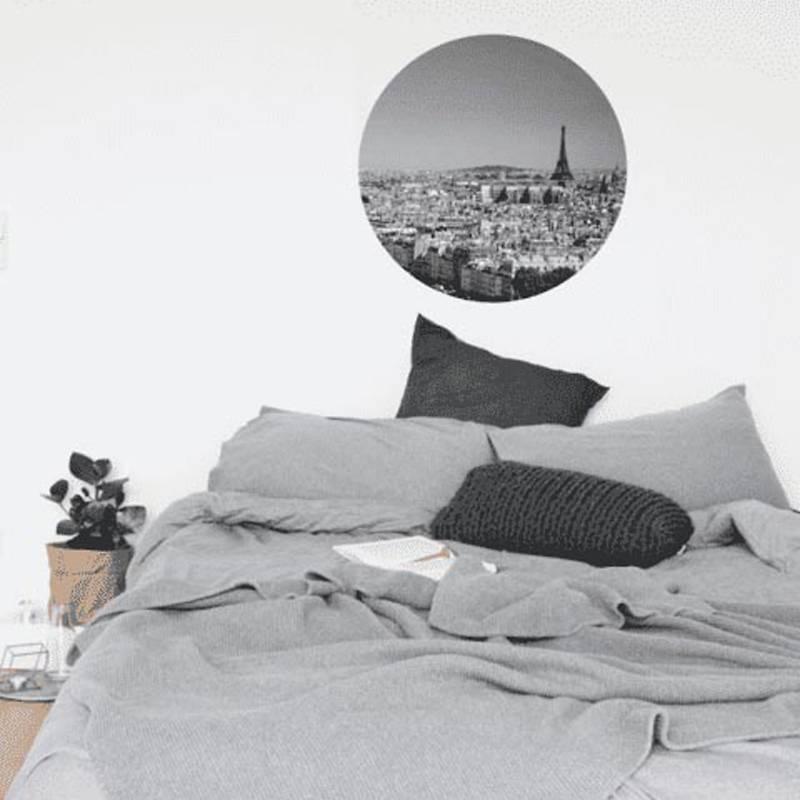 Vinilo troquelado París 60 x 65 cm