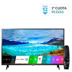 """LG - Smart Tv 43"""" Full HD 43LM6300 FHD"""