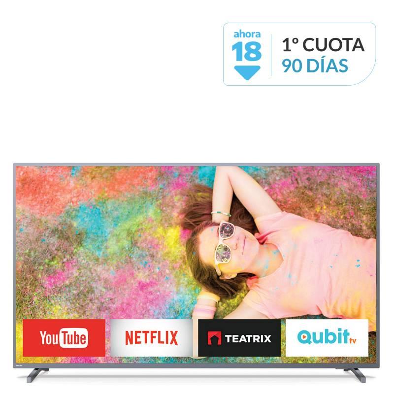 "Philips - Smart TV 70"" 70PUG6774/77 4k Ultra HD"