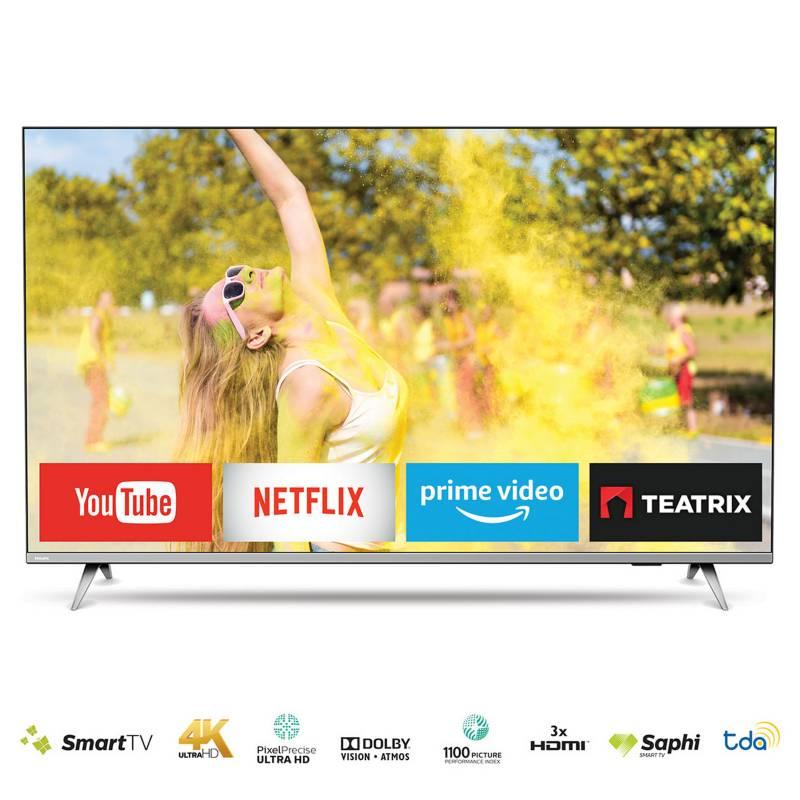 "Philips - Smart TV 50"" 50PUD6654/77 4K Ultra HD"