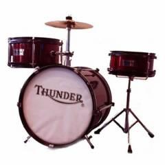 Thunder - Bateria para niños JBJ1044-WR THU
