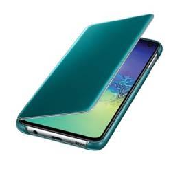 Samsung - Funda Clear View Cover Galaxy S10e