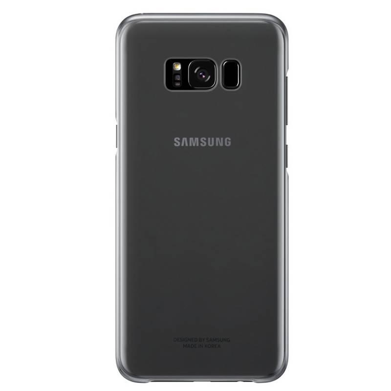Samsung - Funda Clear Cover Galaxy S8+
