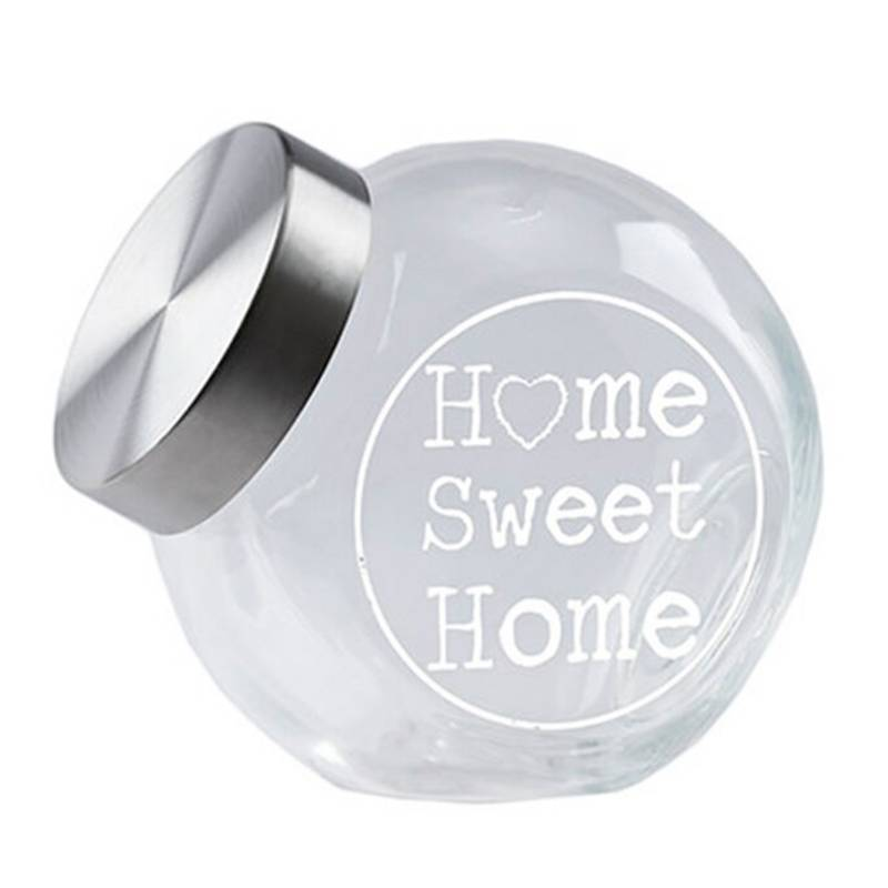OKKO - Frasco Home Sweet Home 15x10.5x15.3 cm