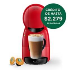 Moulinex - Cafetera express Piccolo PV1A0558 1lt