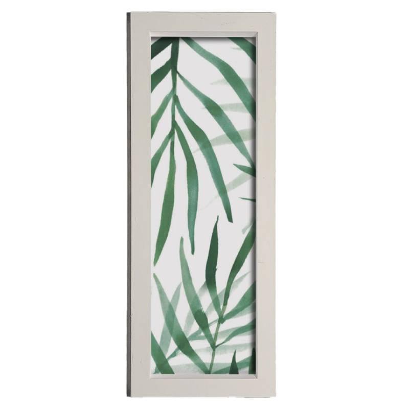Cuadro Botánico 45x17 cm