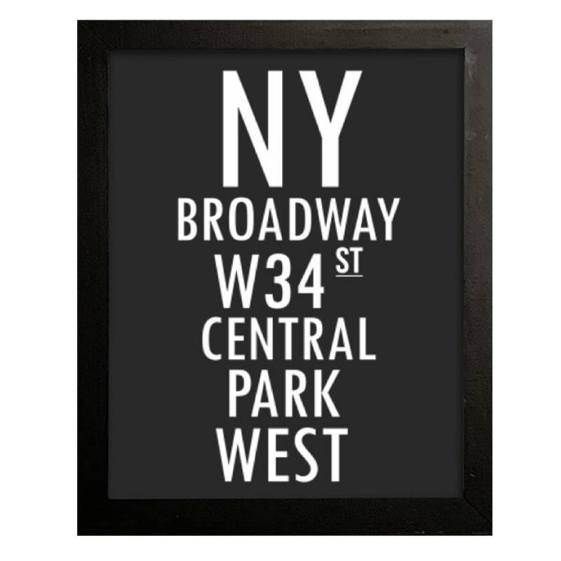 Cuadro NYC 42x32 cm