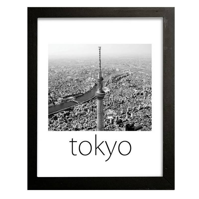 Cuadro Tokyo 42x32 cm
