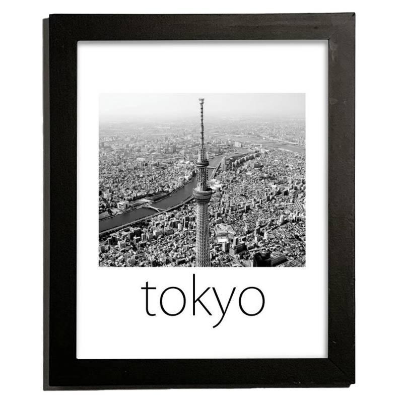 Cuadro Tokyo 27.5x22.5 cm