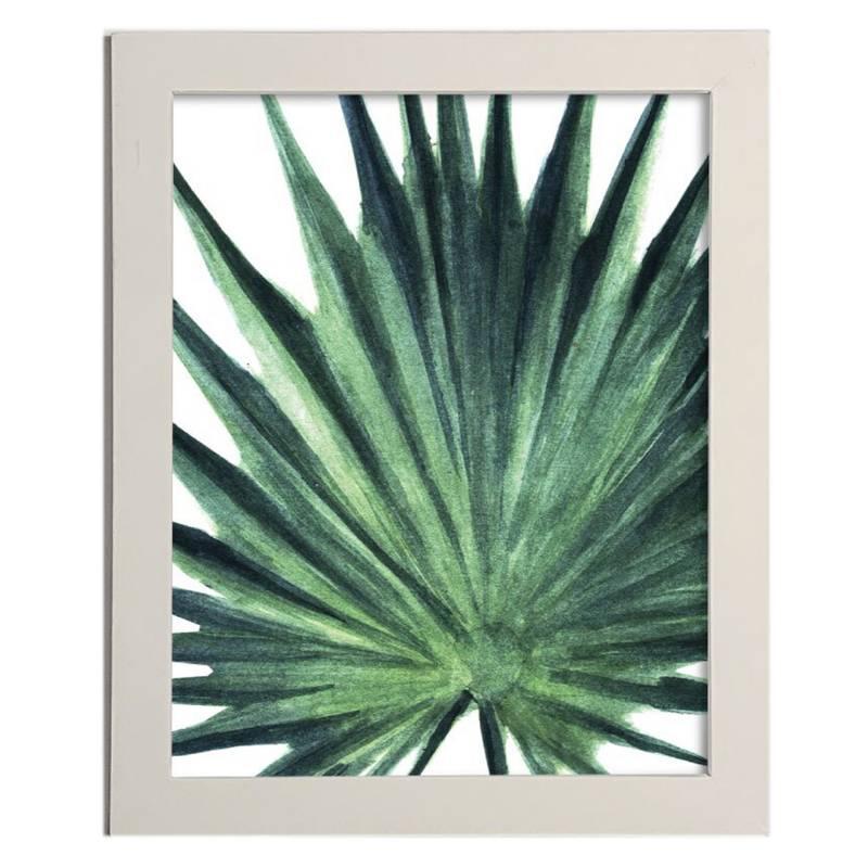 Cuadro botánico  27.5x22.5 cm