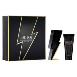 Carolina Herrera - Cofre Bad Boy EDT 100 ml + Shower gel
