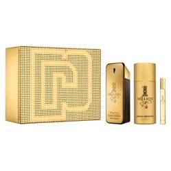 Paco Rabanne - Cofre 1 Million EDT 100 ml + Deodorant 150 ml + EDT10 ml