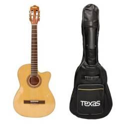 Texas - Guitarra electroacústica CG20-LC5-NAT TEX