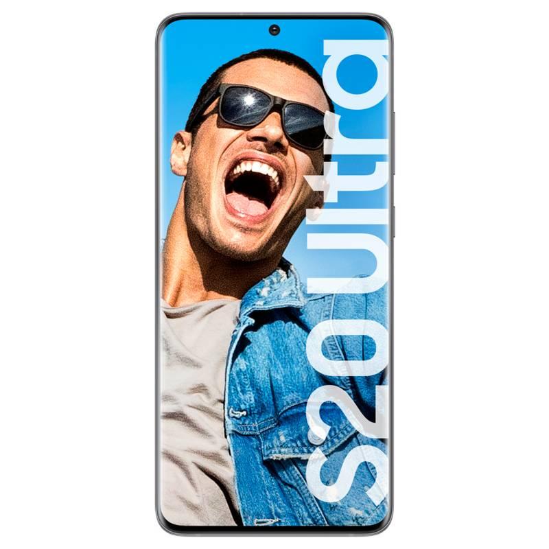 Samsung - Celular libre S20 Ultra 128GB 12GB RAM