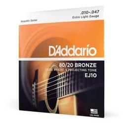 D'Addario - Encordado EJ10