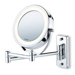 Beurer - Espejo para maquillaje pared y mesa