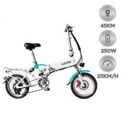 Mobox - Bicicleta eléctrica E-volt R16