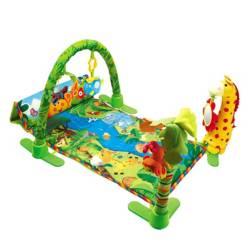 Baby innovation - Alfombra de juegos jirafa