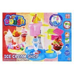 Emco - Juegos de mesa Set de plastilina heladería