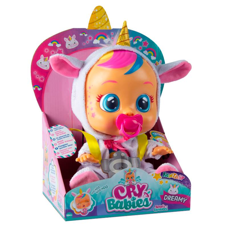 Crybabies - Muñeca babies dreamy