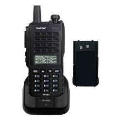Gadnic - Walkie talkie Handy WK88 10W + Batería Extra