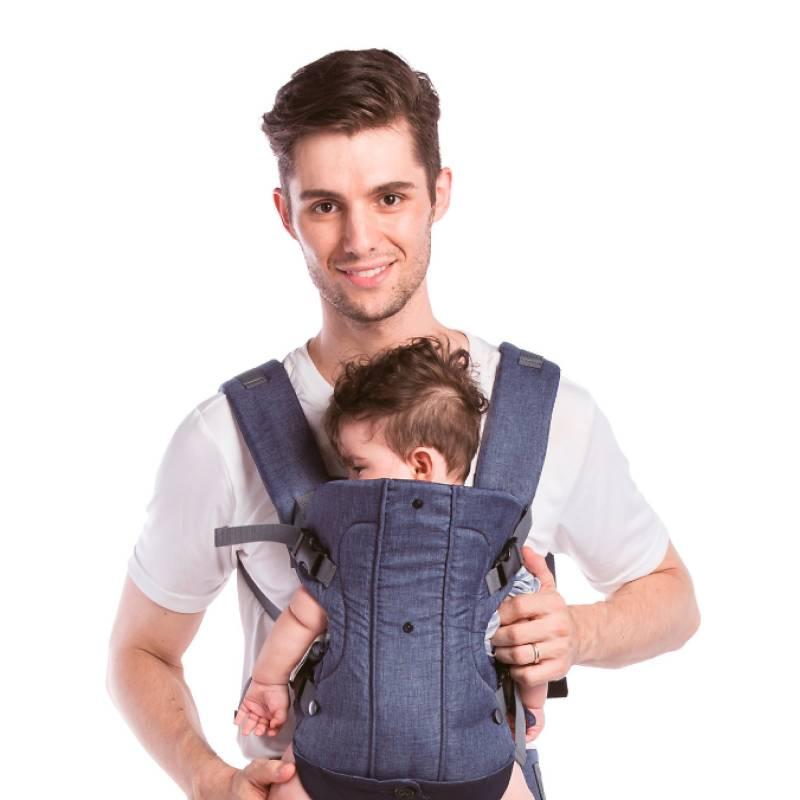 Baby innovation - Mochila portabebés premium