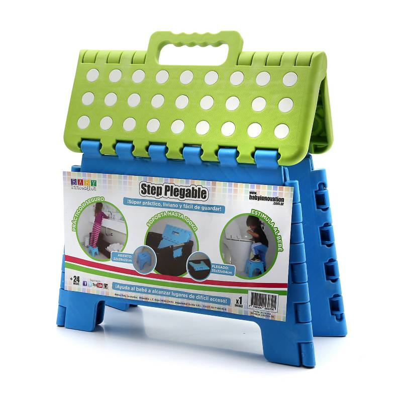 Baby innovation - Step plegable