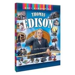 Lexus - Libro Mini biografias Thomas Edison