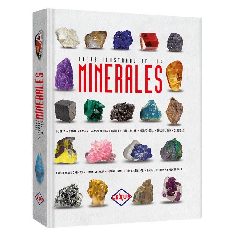 Lexus - Atlas ilustrado de los minerales