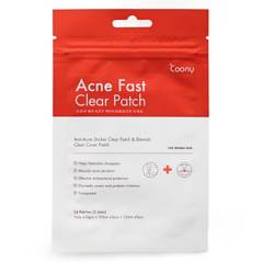 Coony - Mascarilla Acne Fast Clear Patch