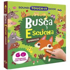 Lexus - Sound touch it book, busca y escucha animales