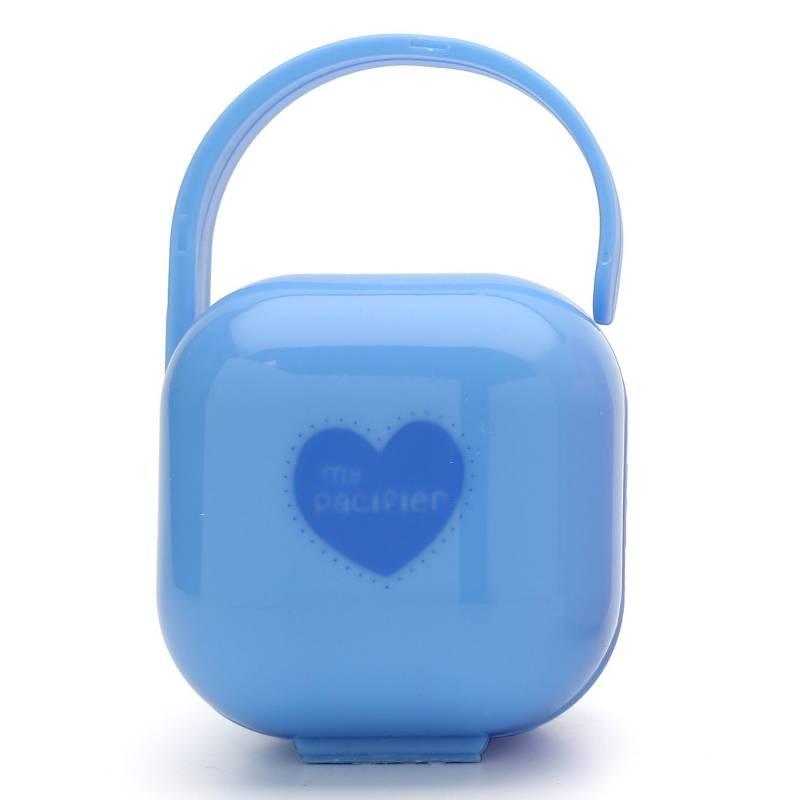 Baby innovation - Pack por 2 caja para guardar chupete