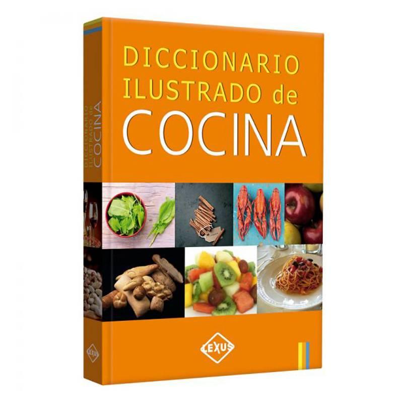 Lexus - Diccionario ilustrado de cocina