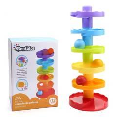 Baby innovation - Cascada de pelotas interactiva para bebés