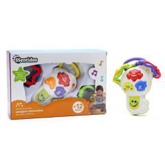 Baby innovation - Sonajero interactivo para bebés