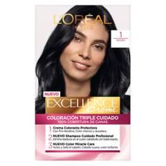 L'Oréal Paris - Tintura Excellence ZHA tono 1