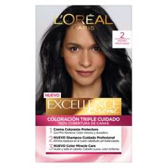 L'Oréal Paris - Tintura Excellence creme tono 2