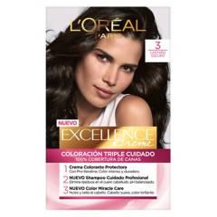 L'Oréal Paris - Tintura Excellence ZHA tono 3
