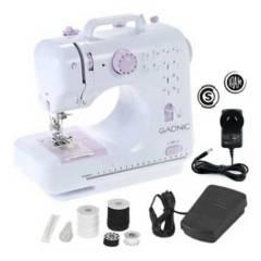 Gadnic - Máquina de coser hogar 12 tipos de puntada