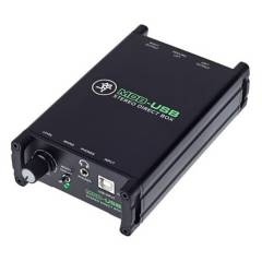Mackie - Convertidor de USB a audio análogo MDB-USB
