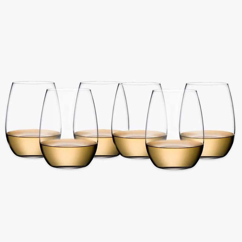 Pasabache - Set por 6 vasos sin pie 350 ml